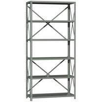 British standard steel shelving