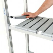 Plastic Shelving Extra Levels - Various Sizes Available