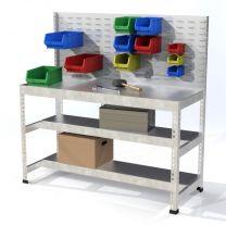 Galvanised Heavy Duty Workbench