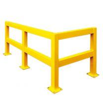 Heavy Duty Steel Safety Barrier