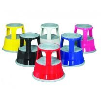 Steel Kicksteps – 6 Colour Options