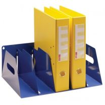 5 Section Lever Arch Filing Rack