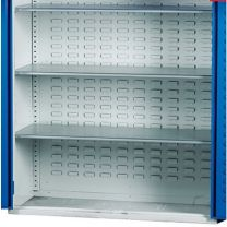Louvred Panel Cabinet H2000mm x W1015mm x D430mm