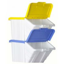 Multifunctional Containers - Various Lid Colour Options