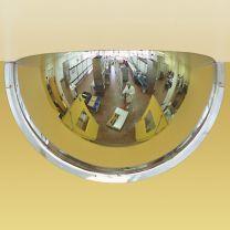 180 degree observation mirror