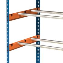 Cable Reel Racking With Foot Plates H2000mm x W900mm x W600mm