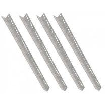 Set of 4 Galvanised Rax 1 Uprights 1500mm long - RG1UP-1500