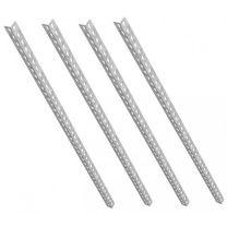 Set of 4 Galvanised Rax 2 Uprights 1500mm long - RG2UP-1500