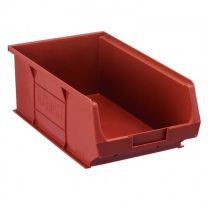 TC4 Storage Boxes - Pack of 10 - Choice of Colours - H132mm x W205mm x D350mm