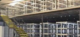 ShelvingDirect mezzanine floors
