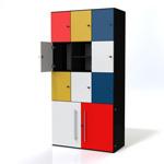 Mondrian Shelving